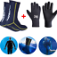 Swim-Swimming-3MM-Neoprene-Wetsuit-Gloves-Booties-Diving-Snorkeling-Cold-proof thumbnail 2