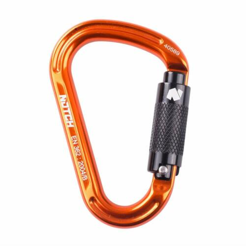 Notch HMS Twist-lock Carabiner