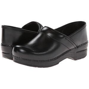 slip Cabrio lederen met Black Dansko damesschoenen gesloten schoenen Professional en xw6ZqnY
