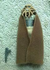 Vintage Star Wars ROTJ figure Squid Head Variant light tan cape 1983