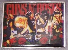 Pewter Belt Buckle Music Guns N Roses NEW
