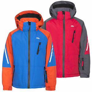 9aeaead75a Image is loading Trespass-Debunk-Boys-Waterproof-Insulated-Ski-Jacket