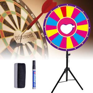 Spielzeug 24 Glücksrad Spielzeug Farbe Rad Lotteriespiele Vermögen Wortspiele Verkauf