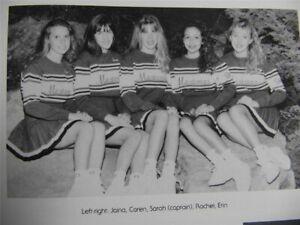1993-COSTA-MESA-HIGH-SCHOOL-Original-Yearbook-California-Roundup