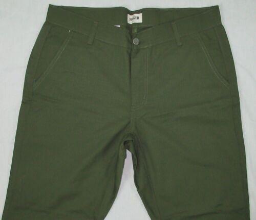 38 34 RUSTIC DIME Sunset Jogger Pantalon Ripstop Vert Taille 30 32