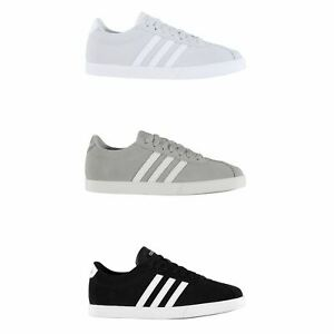 adidas Court Set Suede Trainers Womens