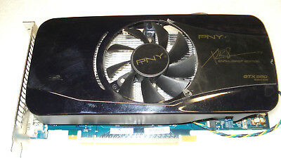 PNY GeForce GTX 560 Ti Video Graphics Card 1GB GDDR5 PCIe 2.0 Enthusiast Edition