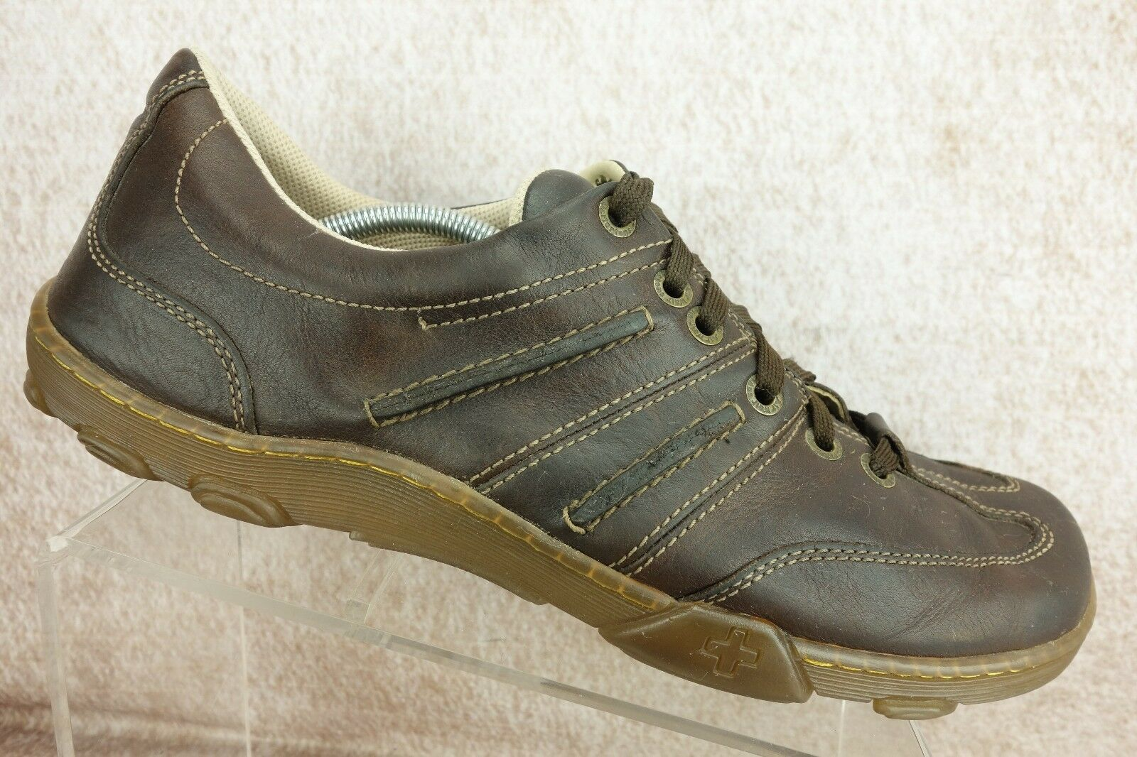 Doc Dr. Martens Brown Leather Casual Walking Oxford Shoes Shoes Shoes Men's Size 13 M 83cd68