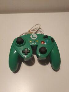 Nintedo Wii Con cable Pad lucha Luigi Edition (Nintendo Wii)