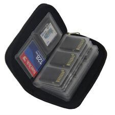 SD2 Speicherkarten Schutz Tasche Micro SD SDHC Tasche Case Box Etui Hülle