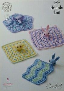 Image Is Loading Crochet Pattern 4 Styles Babies Comforter Comfort Blankets
