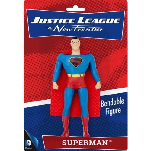 DC 3902 DC Comics Superman New Frontier 14cm Bendable Figure