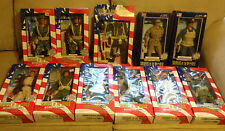 "Eleven NEW Soldiers of the World WWII 12"" Action Figures Rare: Lot of 11 NIB"