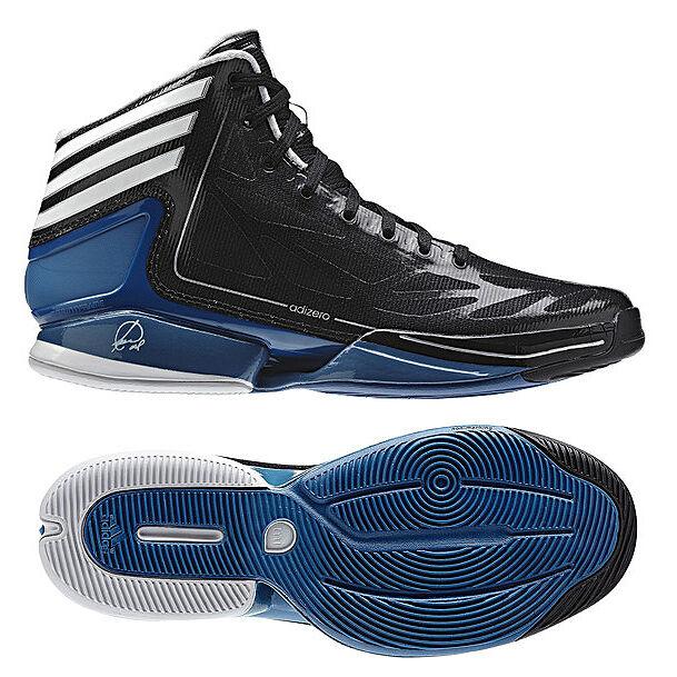 Adidas Basketball AdiZero Crazy Light 2 Chaussures de sport t 40-50,5 Noir-