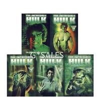 The Incredible Hulk 1978 Complete Series Season 1 2 3 4 5 (1-5) Dvd Set