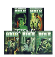 The Incredible Hulk 1978 Complete Series Season 1 2 3 4 5 (1-5) Dvd Set