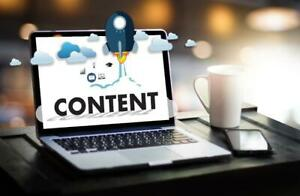 Professional Content Writing. High-Quality Web Content Writing & Blogs - 24 Hour Turnaround. Call Kris 416-988-7660. Canada Preview