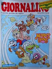 Giornalino n°44 1987 Robotix MB TOYS - Pon Pon Bottaro - Susanna [G.301]