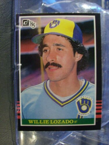 1985 Donruss Baseball Card Singles #500 to #660 /& Checklist YOU PICK CARDS