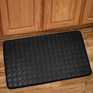 Details about Memory Foam Anti Fatigue Kitchen Floor Mat Rug 30\