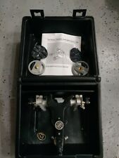 Hanau Modular Articulator System190 4 Mounting Plates And Case
