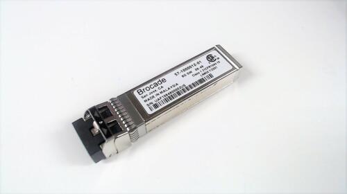 Fibre Channel LOT OF 10 BROCADE 57-1000012-01 XBR-000147 8G SW SFP