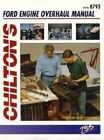 Ford Engine Overhaul Manual by The Nichols/Chilton, Chilton, Chilton Automotive Books, Richard J Rivele (Paperback, 1996)