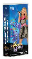 Cricut Disney Hannah Montana Cartridge Brand-New Craft Supplies