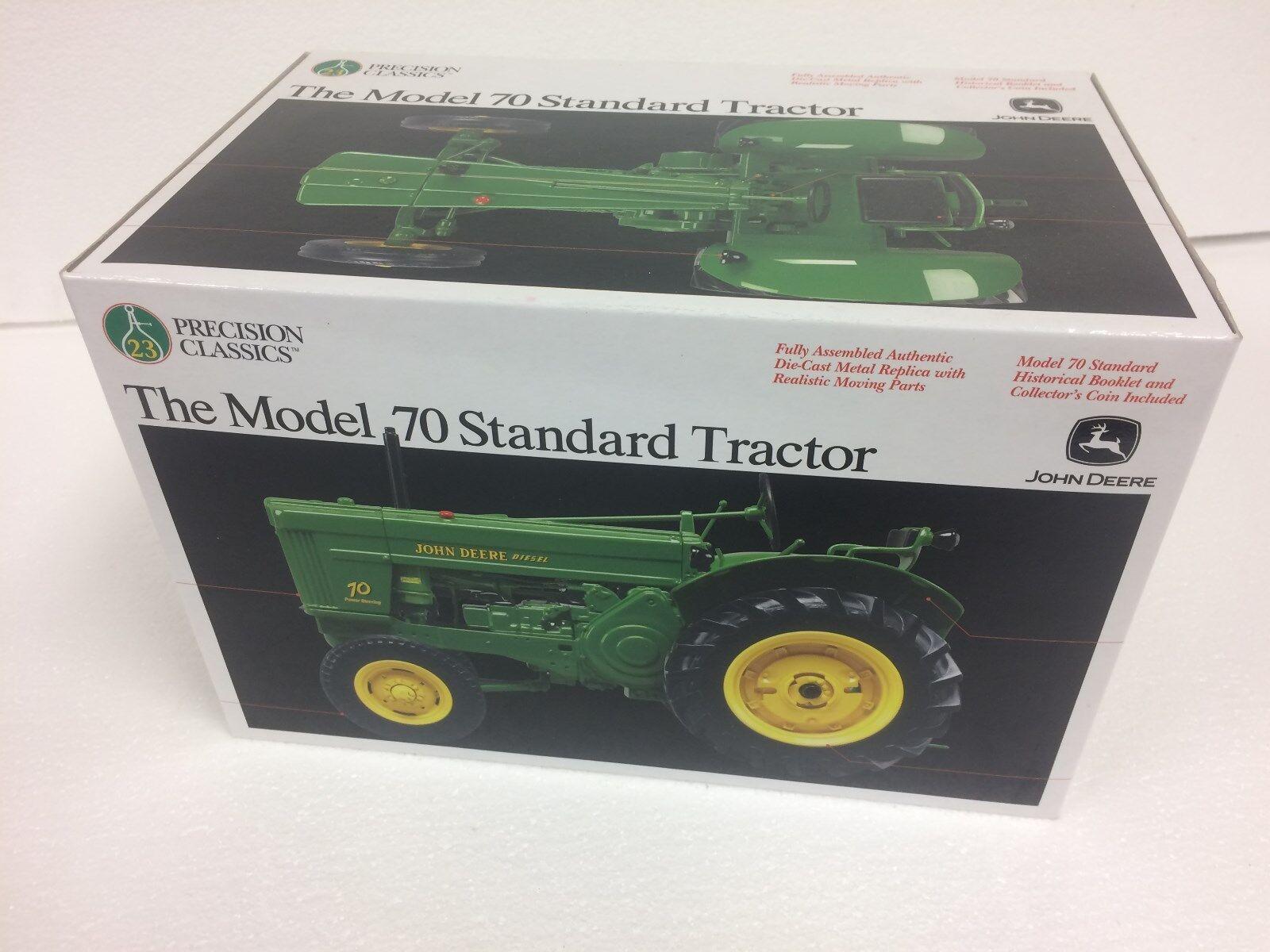 ventas al por mayor Nuevo En Caja Modelo Modelo Modelo Clásico de precisión John Deere 70 Tractor Ertl 1 16 TBE15366 estándar  Los mejores precios y los estilos más frescos.