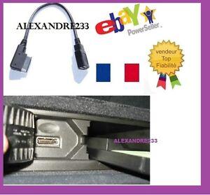 Cable-AMI-MMI-MDI-adaptateur-usb-2g-3g-pour-Audi-a1-a3-a4-a5-a6-a8-q1-q3-q5-q7