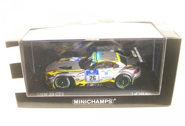 Bmw z4 gt3 nº 26 24h nurburgring 2015 (Farfus-Müller-catsburg-Adorf)