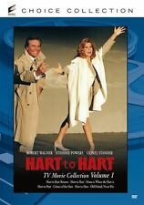 HART TO HART - THE TV MOVIE COLLECTION Volume 1 - Region Free DVD - Sealed