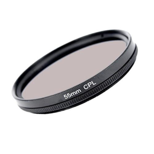 CPL filtro polarizzatore circular SLIM 55mm