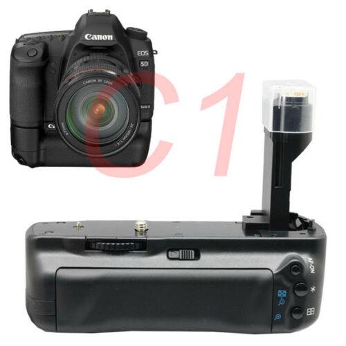 Cámara SLR Pro Battery Grip para Canon EOS 5D Mark II 5DII D reemplazo BG-E6
