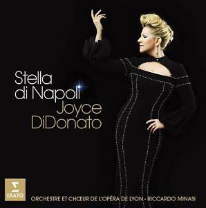 JOYCE DIDONATO Stella Di Napoli (2014) 10-track CD album NEW/SEALED