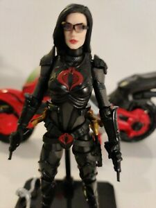 Hasbro G.I. Joe Classified Series - Baroness with C.O.I.L. Action Figure (loose)