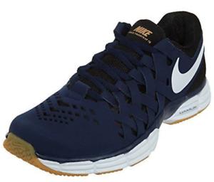 huge discount c7079 48dca Image is loading Nike-Men-039-s-Lunar-FingerTrap-TR-Sneakers-