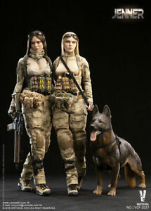 VERYCOOL VCF-2037 1//6th A-TACS FG Women Soldier-Jenner Figure Collection
