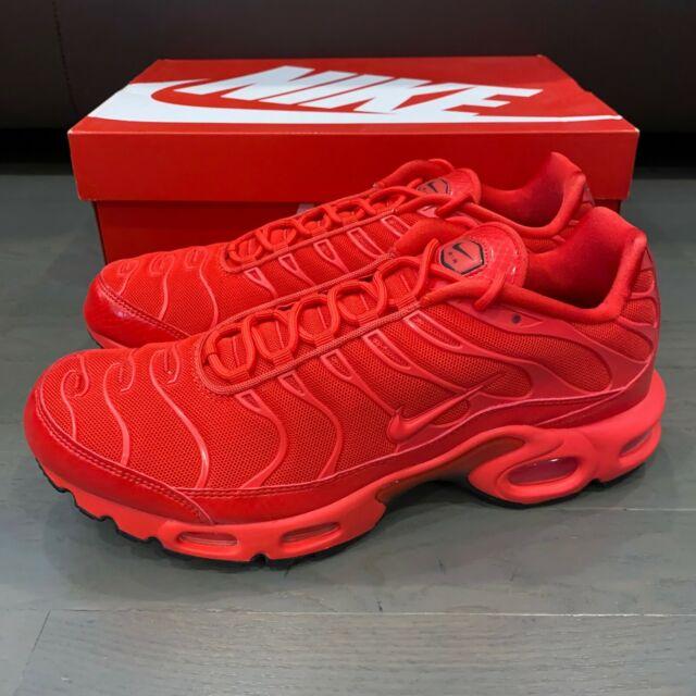 Nike Air Max Plus TN Light Crimson Red