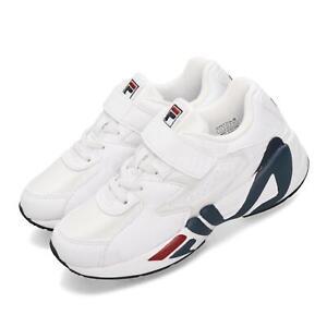 Fila-Mindblower-KD-White-Navy-Red-Kid-Preschool-Chunky-Casual-Daddy-Shoe-Sneaker