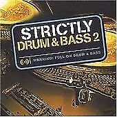 Various-Artists-Strictly-Drum-amp-Bass-2-CD-Incredible-Value-and-Free-Shipping