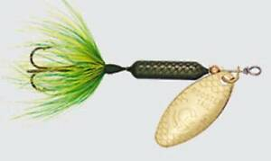 Worden-039-s-Yakima-Bait-Original-Rooster-Tail-Fishing-Lure-Frog-Choice-Of-Sizes