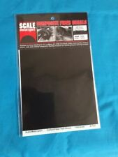 Scale Motorsport 1/24 Comp. Carbon Fiber Decal Twill Weave Black/Pewter 1024 x