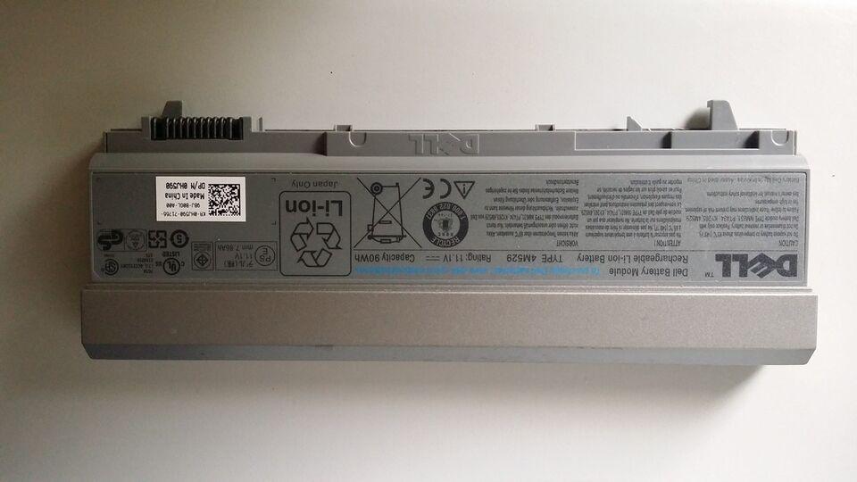 Batteri, Dell