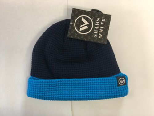 Shaun White Beanie Knit Hat One Size Fits Most NEW