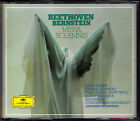 Leonard BERNSTEIN: BEETHOVEN Missa Solemnis 2CD Edda Moser Rene Kollo Kurt Moll