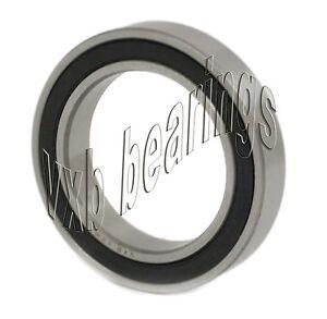 S6806-2RS Bearing Ceramic Si3N4 Sealed ABEC-5 30x42x7 Ball Bearings 21078