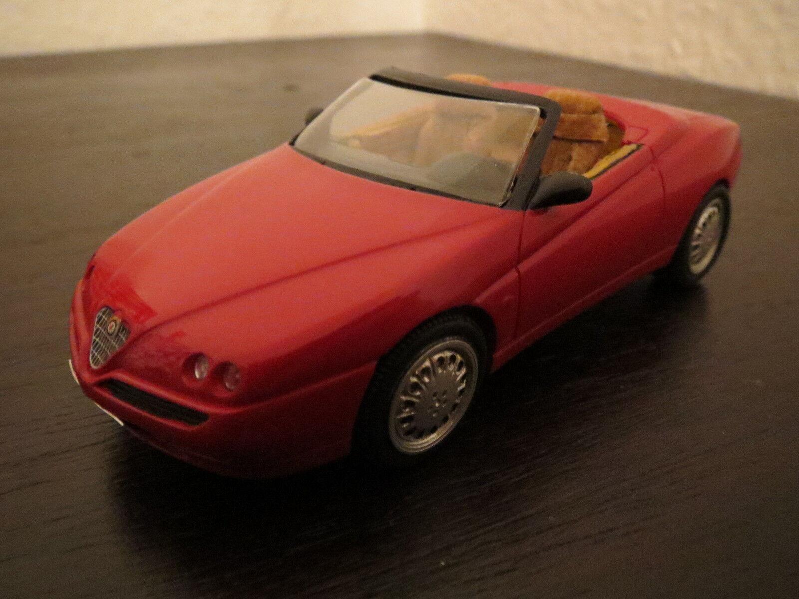 Lavoro a mano modello: ALFA ROMEO GTV Roadster in scala 1:43 di Provence Moulage