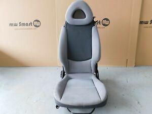 Fahrersitz-Sitz-links-Smart-ForTwo-450-Grau-Pure-Nr-Z11