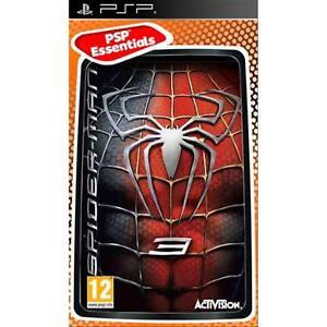 PSP-SPIDERMAN-MOVIE-3-Essentials-NUOVO-Versione-Italiana
